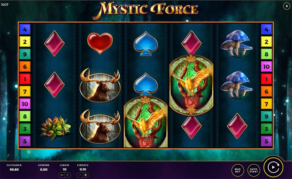 Spiele Mystic Force - Video Slots Online