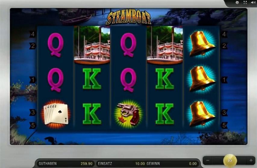 Spiele Steamboat - Video Slots Online