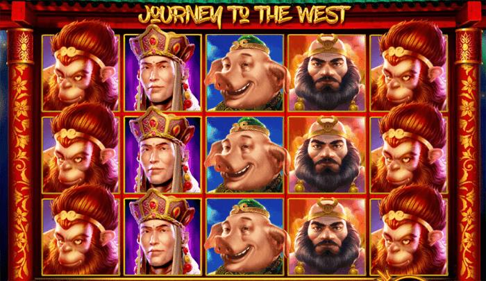 Slots Journey Spielen