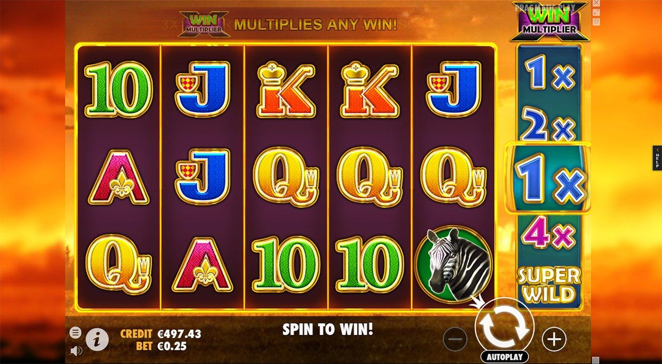 Situs Judi Slot Game Online Terhebat, Paling Populer Dan Keuntungan Paling Tingg
